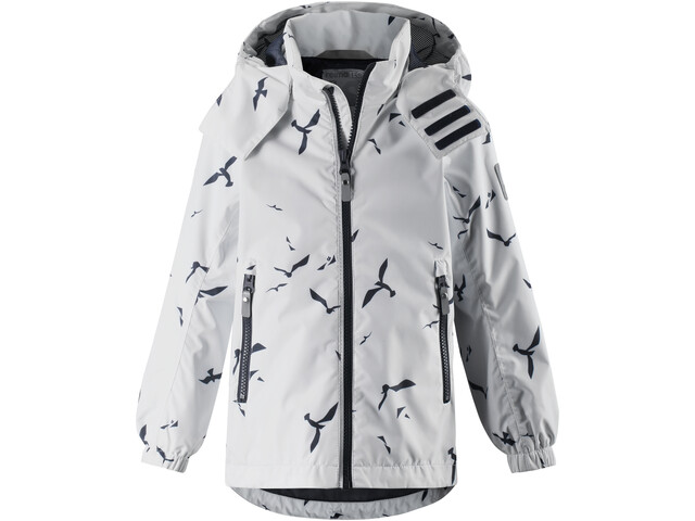 Reima Fasarby Reimatec Jacket Barn white